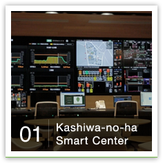 01 Kashiwa-no-ha Smart Center